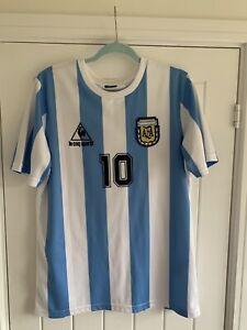 argentina football shirt Maradona