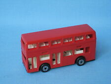 Lesney Matchbox Titan London Bus PLASTIC Body Pre-Production RARE