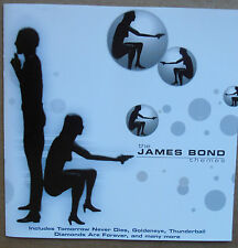 The James Bond Themes - London Theatre Orchestra -  CD