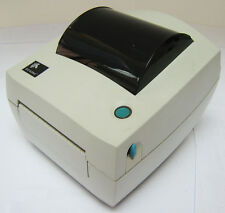 USED Zebra GC420D Direct Thermal Barcode Label Printer 100mm USB/SER/PAR #892
