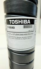 New Genuine Toshiba T-3520 Black Toner For e-Studio350/450/352/452 Free Ship