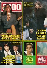 1990 11 10 - NOVELLA 2000 - N.45 - ANNO LXXI - 10 11 1990 - PATRICIA MILLARDET