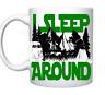 CAMPING VW Funny Printed Cup Ceramic Mug Funny Gift boyfriend husband