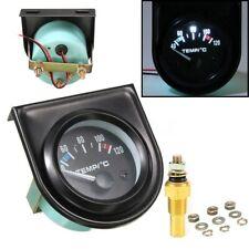 Universal 2'' 52mm Digital LED Water Temp Temperature Gauge 40~120℃ 12V   L