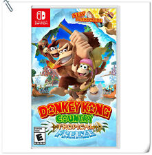 SWITCH Donkey Kong Country: Tropical Freeze Nintendo Platform Games