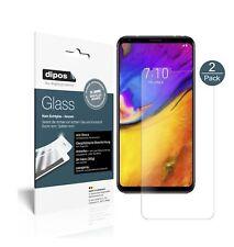 2x LG V35 ThinQ Screen Protector matte Flexible Glass 9H dipos