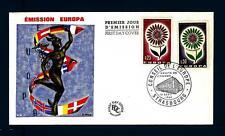 FRANCE - FRANCIA - 1964 - Europa - Fiore con 22 petali - (G)