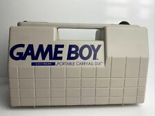 Game Boy Portable Carry-All DLX Case Asciiware With Shoulder Strap