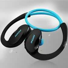 Mpow Cheetah Sport Bluetooth Headphone Hi-Fi Stereo Bass Music AptX   Sports Gym