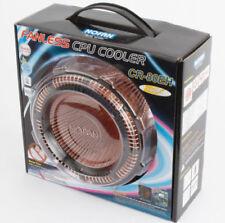 NEW NOFAN CR-80EH Copper IcePipe 80W Fanless CPU Cooler