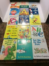 Lot of 15 - Seuss's Books
