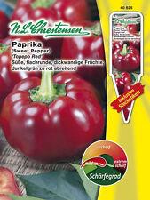 Paprika 'TOPEPO Red' mild-Capsicum annuum semi 40825