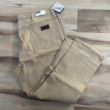 Vintage Dee Cee Men's khaki jeans Size 50x32 USA made Straight Leg Western NOS