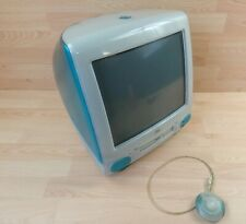 Vintage Apple iMac Blue / Turquoise For Reapir
