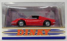 Dinky 1/43 Scale DY-24  - 1973 Ferrari Dino 246 GTS Red