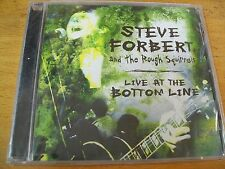 STEVE FORBERT AND THE ROUGH SQUIRRELS LIVE AT THE BOTTOM LINE  CD SIGILLATO
