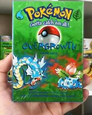Pokemon 1999 Base Set 'Overgrowth' Theme Deck -