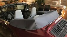 Porsche 911 993 Convertible Boot Cover 1995-1998 German Canvas GREY