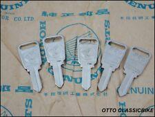 HONDA CZ100 Z50M Z50A Z50Z Z50 QA50 Z50J CT70 CF70 ST70 ST50 5 KEYS BLANK