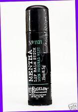 1 Bath & Body Works CO Bigelow MENTHA Lip Balm Chap Stick Natural Mint Breath