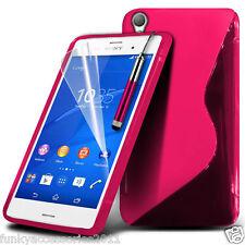 Cover e custodie Per Sony Xperia Z3 Compact in pelle sintetica per cellulari e palmari