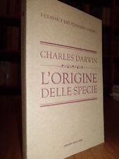 L' origine della specie - Charles Darwin  2010