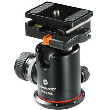 Vanguard Elliptical Ball Head ABH-230L 66 LB Capacity Arca Compatible Q/R