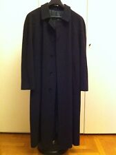 Cappotto Lana e Cashmere Cerruti 1881 – Coat Cachmere & Wool – Made In Italy