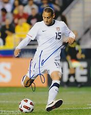 Jermaine Jones Signed 8x10 w/ GREAT PROOF + COA US Soccer Besiktas Schalke USA 2