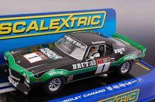 Scalextric Chevy Camaro #1 Brut 33 1/32 Scale Analog DPR Slot Car #C3612