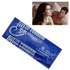 10 pièces sexe caoutchouc naturel préservatifs en Latex Grand Quantité Condoms