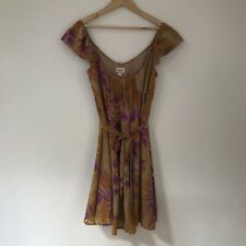 Plenty By Tracy Reese Womens Dress, Size Medium, Silk Floral
