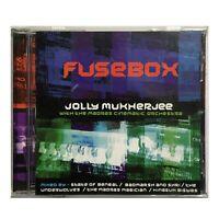Jolly Mukherjee - Fusebox - Mint 2000 CD - Palm Pictures PALMCD 2026-2