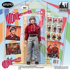 The Monkees  Peter Tork Red Band Suit; 8 INCH ACTION FIGURE LICENSED FTC NEW