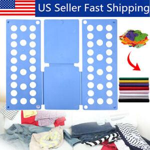 Sealegend Shirt Folding Board Shirt Folder Clothes Folding Board Flip fold Durable Plastic t Shirts Clothes Laundry folders 8 Natural Clothespins