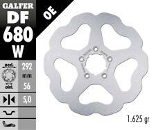 Bremsscheibe Galfer Wave starr DF680W 292 x 5mm 1x vorne (2 benötigt) Motorrad