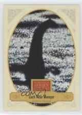 2012 Panini Golden Age Loch Ness Monster #31