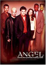 Angel Season 5 A5-SD2004 San Diego Comic Con Promo Card