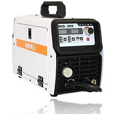 QUALITY MIG/MAG & LIFT TIG &MMA/ARC/STICK DC INVERTER WELDER 200AMP +ACCESSORIES