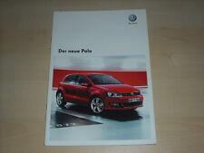 49024) VW Polo Prospekt 03/2009