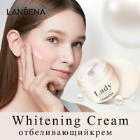 Comestic Lady Whitening Day Cream Anti Aging Moisturizing Nourishing Face Care