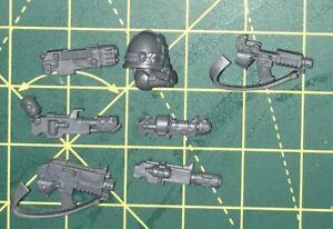 Devastator Squad Combi Bolter Bits Warhammer 40k Space Marines