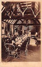 England postcard Stratford-upon-Avon Shakespeare Gallery Restaurant Banquet Hall