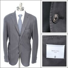 $1695 NWT BOGLIOLI Unconstructed No-Wrinkle Gabardine Wool Travel Jacket 48 38 R