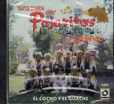 Super Banda Los Pajaritos De Tacupa Mich. El Cocho y El Guache CD New