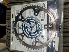 Shimano 53T BioPace Chainring NOS 53 Tooth 130 BCD 5 bolt Aluminum