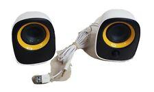 Philips Multimedia USB 2.0 Speakers SPA2210 Desk Top USB 3.5mm Dual