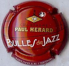 Champagne HERARD PAUL n° 18  avec Strass Officiel -  référencé