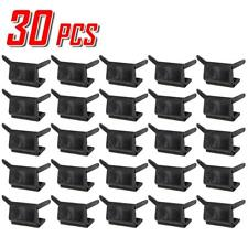 30pcs Roof Garnish Moulding Plastic Retainer Rivet for Ford F-150 2004-2008