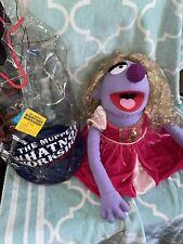 The Muppets What Not Workshop FAO Schwarz Purple Wig Dress Original Packaging
